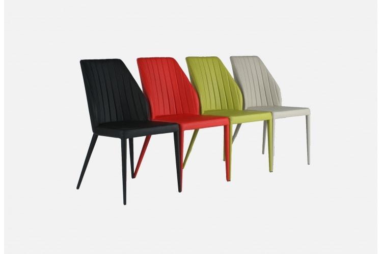 Chaises moderne Dekimpe 687 couleurs meubles duquesnoy frelinghien nord lille