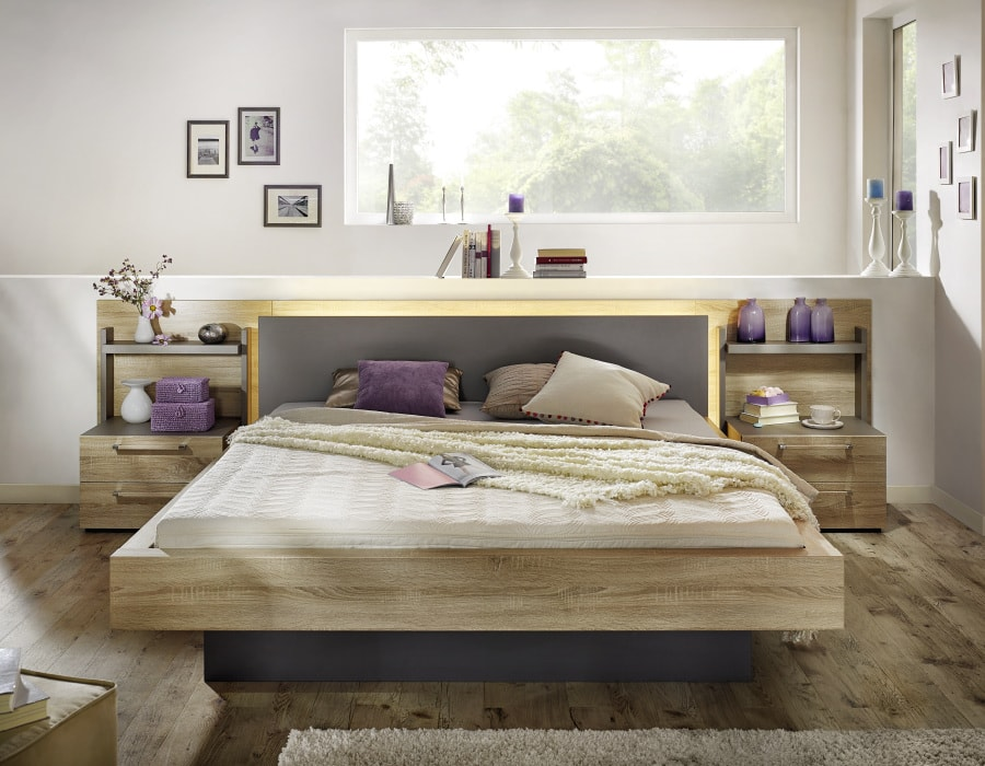 chambre lit lanova nolte meubles duquesnoy frelinghien nord lille