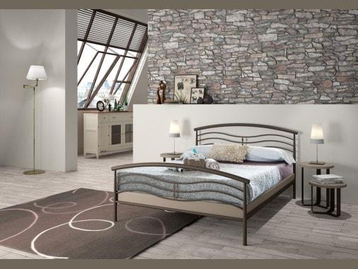 Lit Campus resistub epoxy gris meubles duquesnoy frelinghien nord lille