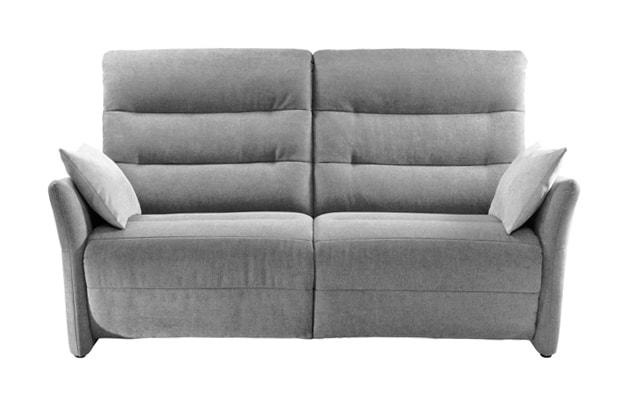 canape convertible rapido plénitude en tissu gris souris fabrication française meubels duquesnoy lille