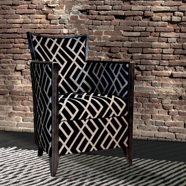 fauteuil de style nathan fabrication francaise meubles duquesnoy lille