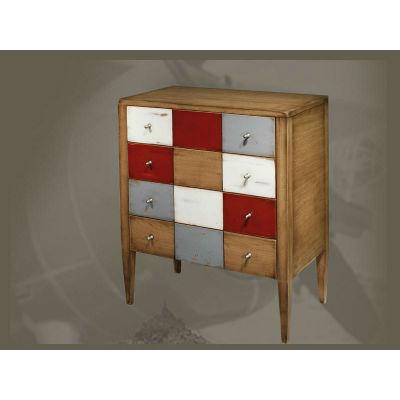 commode 4 tiroirs chêne massif batel meubles duquesnoy frelinghien nord lille