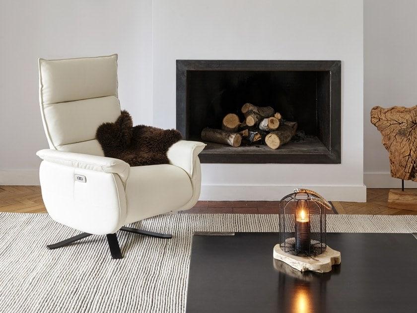Fauteuil de relaxation rivoli burov meubles duquesnoy frelinghien nord lille armentieres