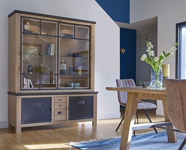 bibliotheque industrielle madisson meubles duquesnoy frelinghien nord