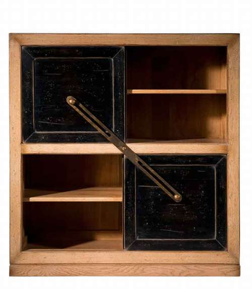 meuble d'entree horloger ferrand meubles duquesnoy frelinghien nord lille