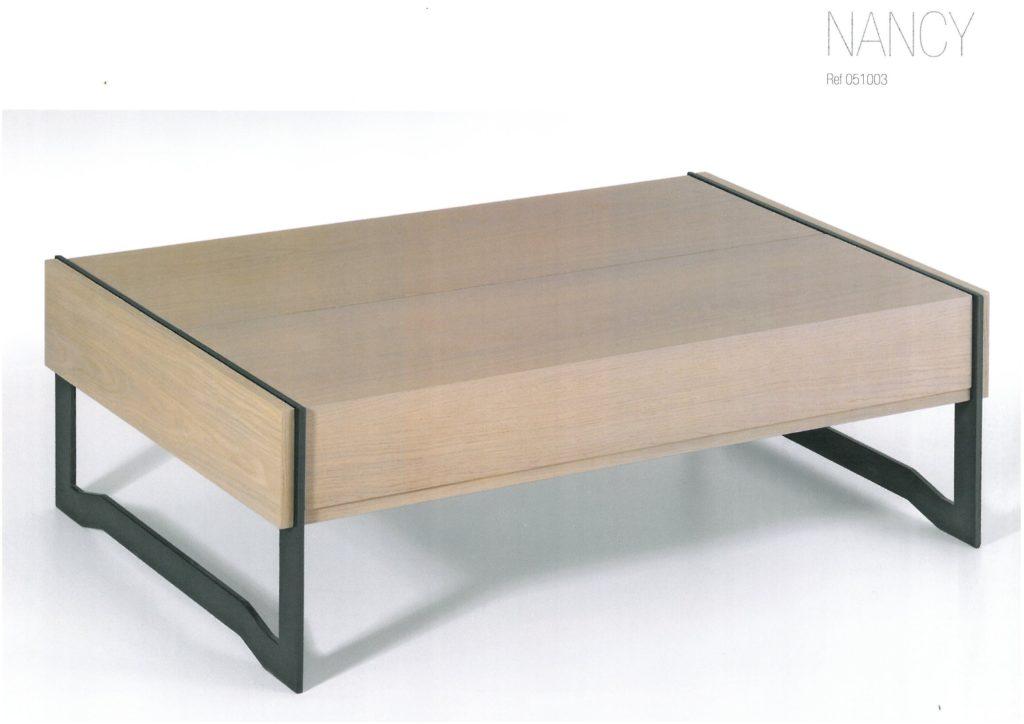 table basse relevable nancy pieds luge meubles duquesnoy frelinghien nord lille armentieres
