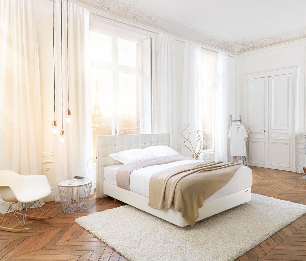 tete de lit Helsinki andre renault meubles duquesnoy frelinghien nord lille armentieres