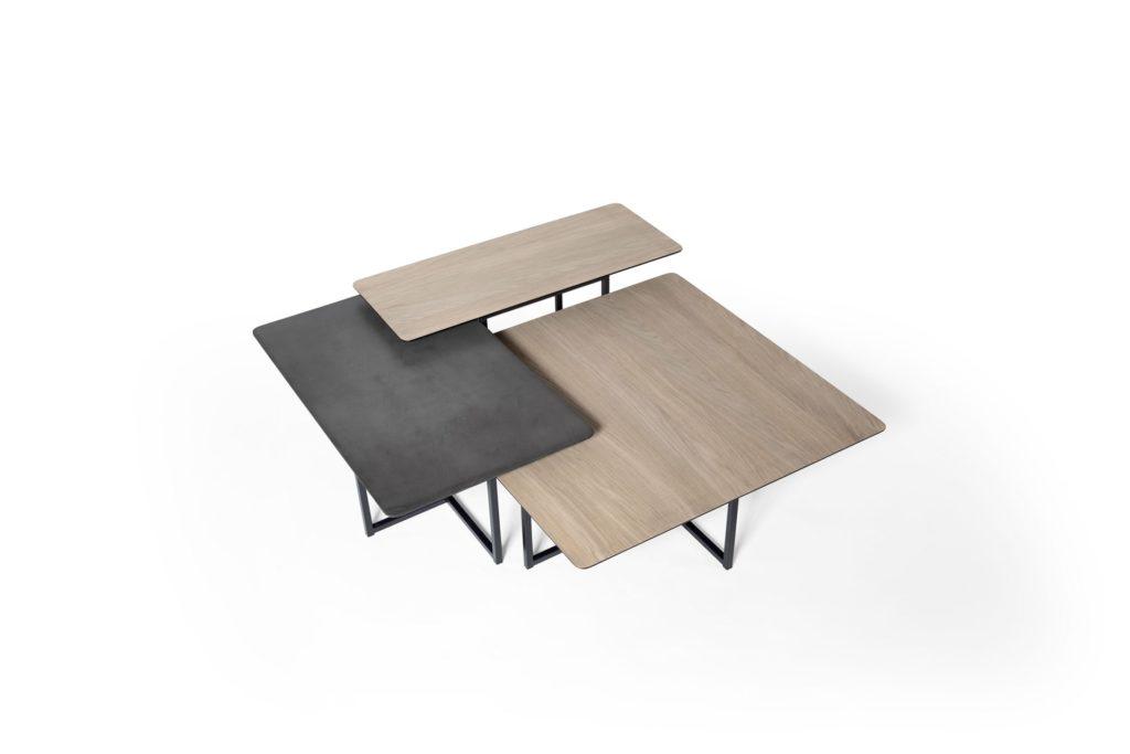 Tables Basses PARURE de Ralph M Fabrication Française de Qualite meubles duquesnoy frelinghien nord lille armentieres