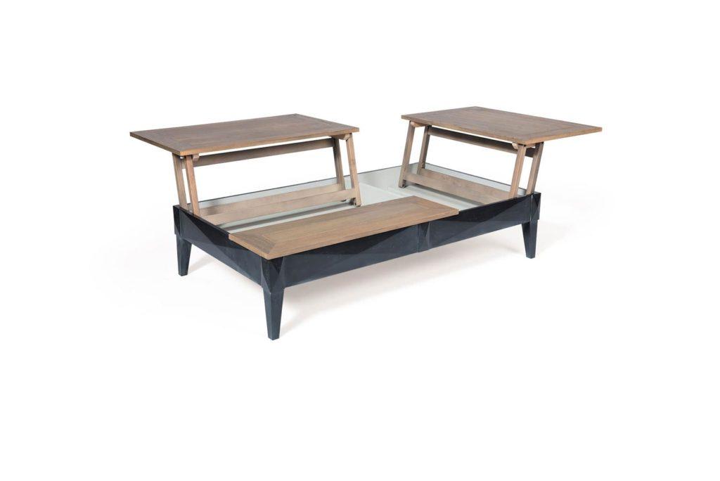 Tables basses DIAMANT de Ralph M Fabrication Française de Qualite meubles duquesnoy frelinghien nord lille armentieres