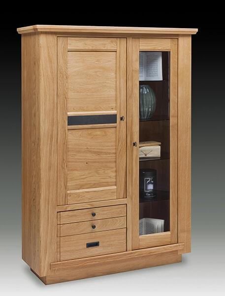 vitrine belem fabrication francaiise ateliers de langres meubles duquesnoy frelinghien nord lille armentieres