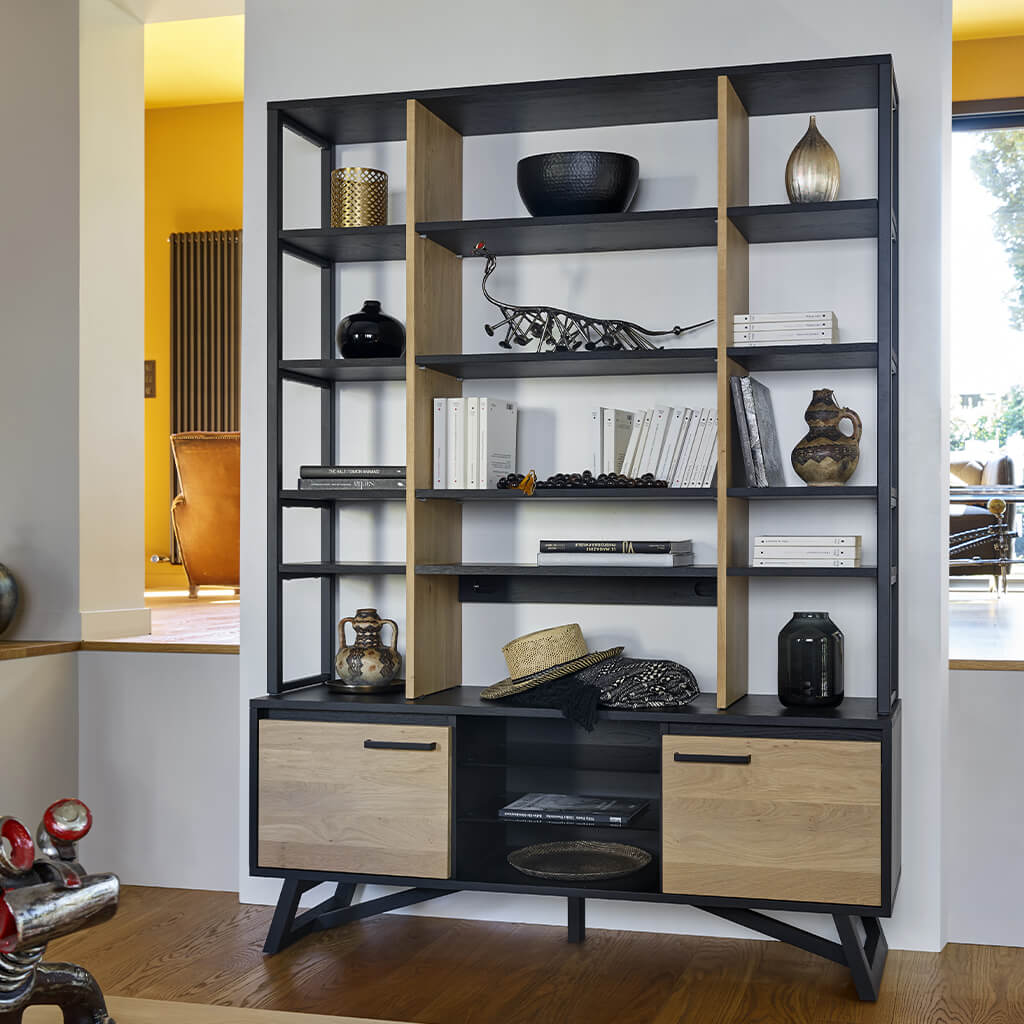 Nomade meuble bibliothèque Nomade meubles duquesnoy frelinghien nord lille armentieres