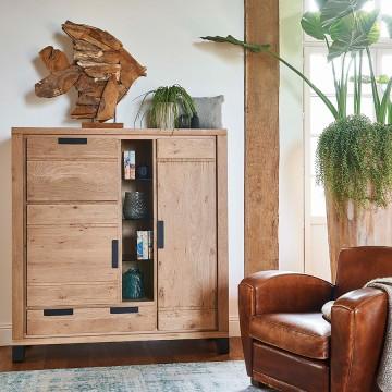 meuble d'appui bar hudson meuble buffet hudson meubles duquesnoy frelinghien nord lille armentieres