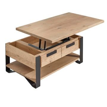 table basse relevable hudson meuble table hudson meubles duquesnoy frelinghien nord lille armentieres