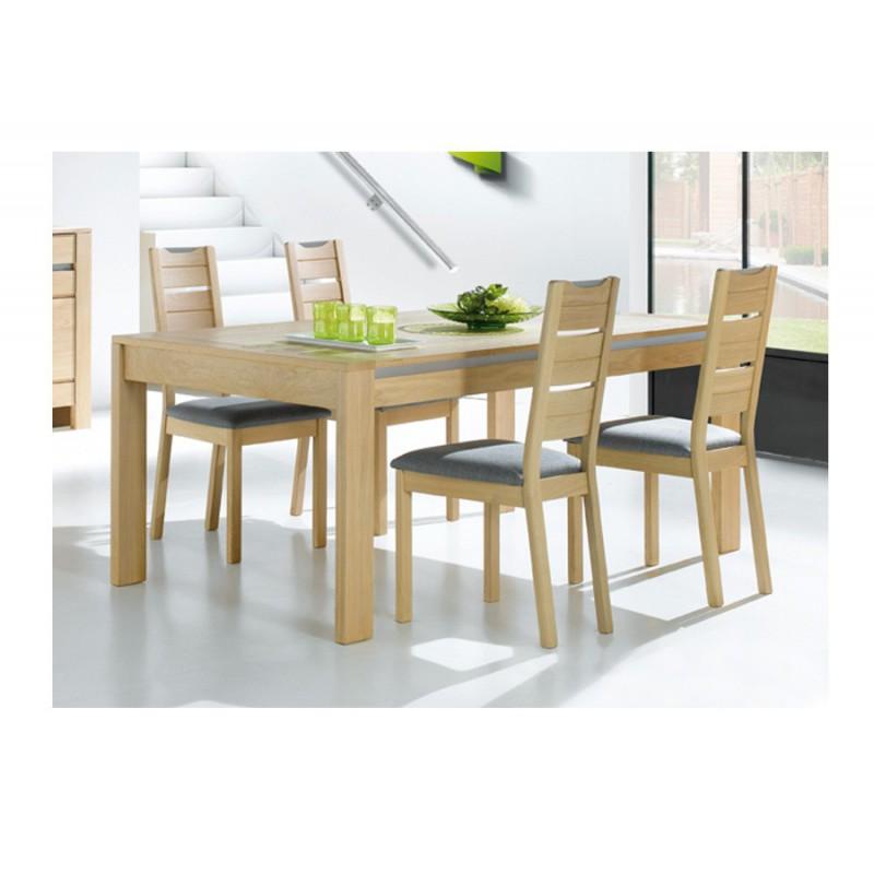 salle a manger Yucca meuble table de repas Yucca meubles duquesnoy frelinghien nord lille armentieres