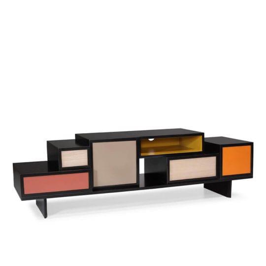 grand meuble TV quinconces michel ferrand meubles duquesnoy frelinghien nord