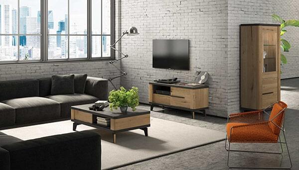 meuble tv industriel jasmin couture meubles duquesnoy frelinghien nord lille armentieres