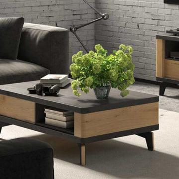 table basse industrielle jasmin couture meubles duquesnoy frelinghien nord lille armentieres