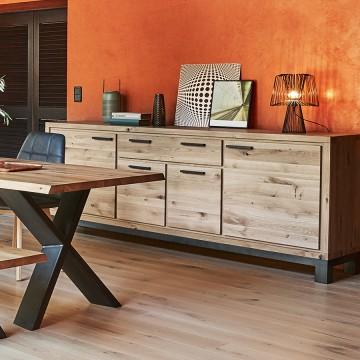 Buffet forest couture meubles duquesnoy frelinghien nord lille armentieres