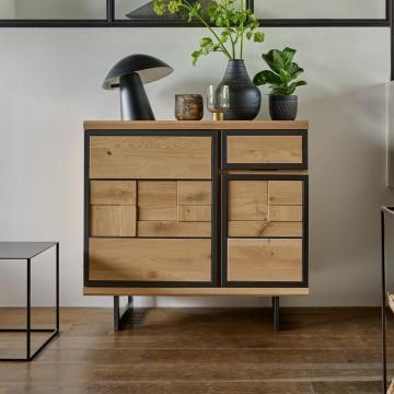 meuble d'entrée prima couture meubles duquesnoy frelinghien nord lille armentieres