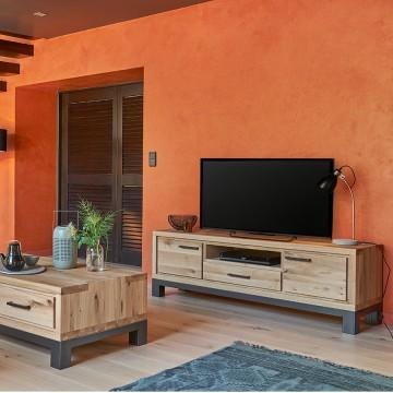 Meuble TV forest couture meubles duquesnoy frelinghien nord lille armentieres