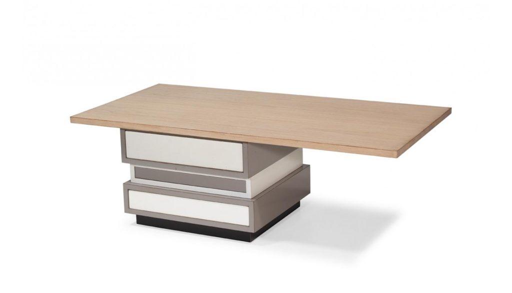 table basse quinconces michel ferrand meubles duquesnoy frelinghien nord