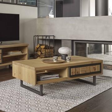 table basse rectangulaire prima couture meubles duquesnoy frelinghien nord lille armentieres