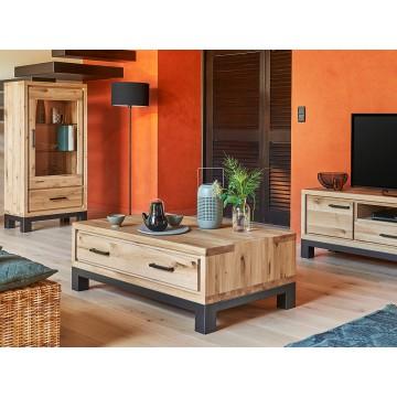 Table basse de salon forest couture meubles duquesnoy frelinghien nord lille armentieres