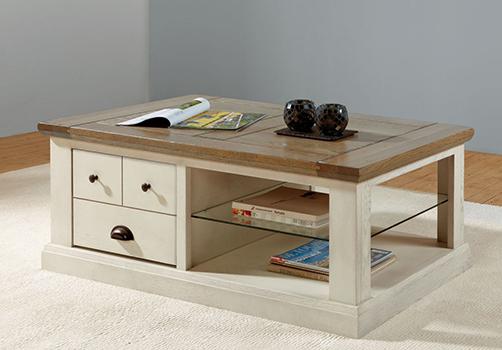 table basse romance meubles duquesnoy. Black Bedroom Furniture Sets. Home Design Ideas